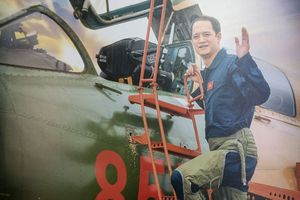 Chuyện chưa kể về liệt sỹ phi công Khuất Mạnh Trí