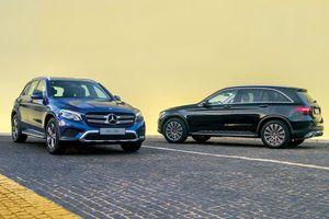 Mercedes GLC 200: 'Xế sang, giá bình dân'