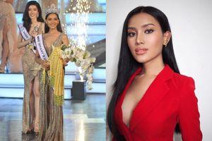 Hương Giang chọn nữ sinh 21 tuổi trở thành tân Hoa hậu chuyển giới Thái Lan 2018