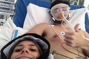 Cầu hôn bạn gái trên giường bệnh, 5 ngày sau chàng trai trẻ qua đời