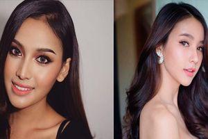 Tân Hoa hậu chuyển giới Thái Lan 2018: Nhan sắc có thua kém 'Thần tiên tỷ tỷ' Yoshi?