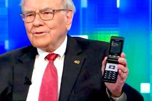 Tỷ phú Warren Buffett khẳng định iPhone X giá 1.000 USD vẫn còn… rẻ chán