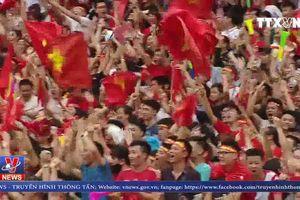 Olympic Việt Nam đã nỗ lực hết mình