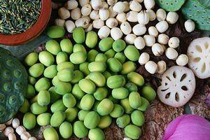 Công thức đậu phụ làm từ hạt sen, già trẻ đều thích