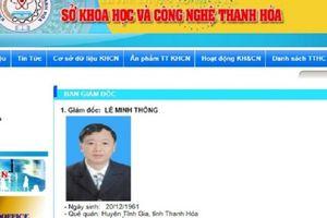 Thanh Hóa: Giám đốc Sở Khoa học Công nghệ đột tử khi đi công tác