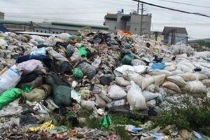 Đấu tranh ngăn chặn tình trạng ô nhiễm ở các làng nghề tái chế nhựa tỉnh Hưng Yên