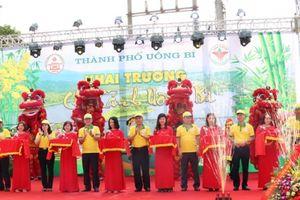 Quảng Ninh: Khai trương chợ cảnh - chợ phiên trong lòng đô thị