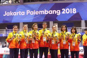 ASIAD ngày 1/9: Đoàn thể thao Việt Nam giành thêm 1 HCB