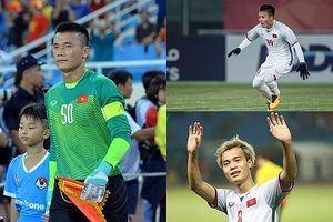 Đội hình ra quân của Olympic Việt Nam trước UAE: Công Phượng, Xuân Trường dự bị