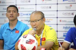 HLV Park Hang Seo: 'Thất bại này sẽ là bài học quý giá cho Olympic Việt Nam'