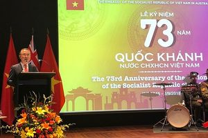Toàn quyền Cosgrove: Việt Nam là đối tác tin cậy của Australia