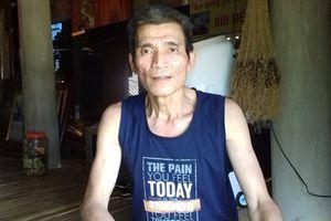 Bố thủ môn Tiến Dũng xin ra viện sớm để cùng người dân làng Bào cổ vũ U23 Việt Nam
