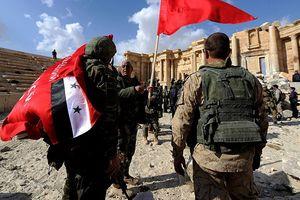 Nga: Nhóm phiến quân được Mỹ ủng hộ âm mưu tấn công khủng bố ở Palmyra