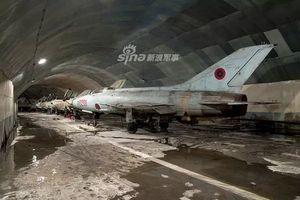 Bí mật căn cứ không quân trong lòng đất được Trung Quốc xây dựng tại châu Âu