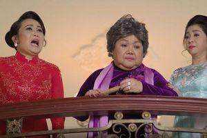 Bộ ba nghệ sĩ cải lương gạo cội 'đổ bộ' phim chiếu rạp