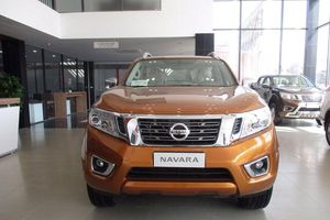 Nissan Navara tiếp tục giảm giá 15 triệu đồng