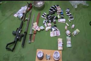 Triệt xóa tụ điểm tài xỉu có nhiều vũ khí