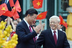 Chủ tịch Tập Cận Bình, Tổng thống Putin chúc mừng Quốc khánh Việt Nam
