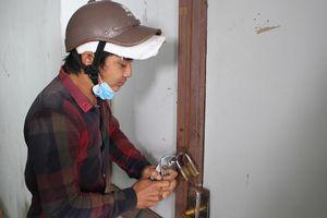 Nhân viên giao gas chuyên đột nhập chung cư trộm tài sản