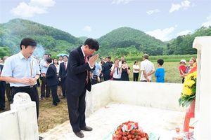 Báo Nông nghiệp Việt Nam tổ chức nhiều hoạt động về nguồn