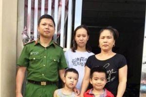 Cứu sống trẻ em bị chìm trong lũ ở Thanh Hóa