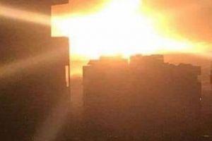 Nóng: Damascus rung chuyển vì các vụ nổ lớn, Syria bị tấn công?