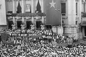 Thành công của Cách mạng Tháng Tám: Kết nối lòng dân, sức dân