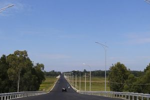 Quảng Nam thông xe đường 'xương sống' của Tam Kỳ, kết nối cao tốc