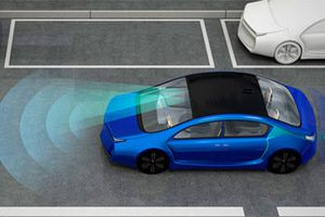 Nhật Bản ra mắt chiếc xe taxi tự lái đầu tiên