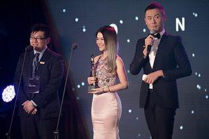 Ngọc Thanh Tâm đoạt giải thưởng tại 'LHP châu Á - Thái Bình Dương'