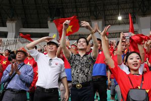 Ngọc Sơn thưởng 250 triệu đồng cho Olympic Việt Nam