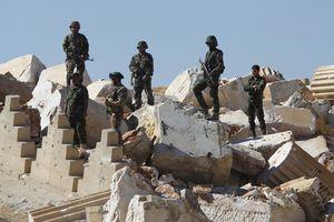 Nga tố Mỹ huấn luyện phe nổi dậy đánh chiếm thành phố ở Syria