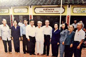 Chuyện chưa kể về nguyên Thủ tướng Phan Văn Khải