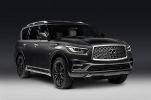 Ra mắt SUV sang QX80 Limited 2019 cao cấp nhất từ trước tới nay