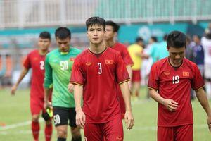 Cầu thủ U23 Việt Nam đồng loạt xin lỗi người hâm mộ