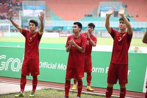 Nhiều cầu thủ Olympic Việt Nam gửi lời xin lỗi đến khán giả nước nhà sau thất bại trước UAE