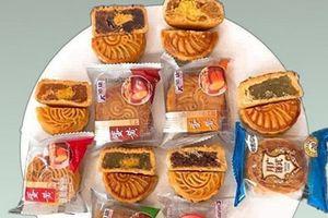 Cảnh giác với bánh Trung thu 'siêu rẻ'