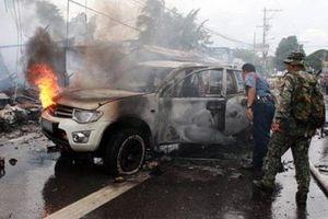 Đánh bom gây thương vong tại miền Nam Philippines