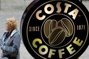 Coca-Cola chi hơn 5 tỷ USD thâu tóm chuỗi cửa hiệu cà phê lớn thứ nhì thế giới