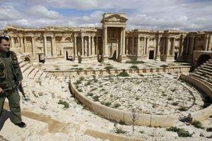 Nhóm chiến binh Syria được Mỹ huấn luyện tấn công Palmyra