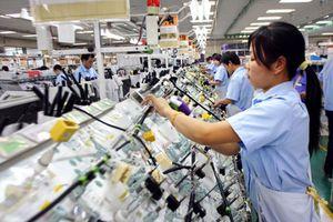 Kim ngạch xuất khẩu tháng 8 tăng 14,5%