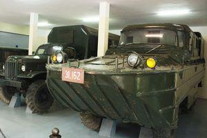 Bí mật đội xe chở thi hài Bác Hồ ở K9