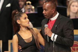 Bị chỉ trích vì công khai quấy rối Ariana Grande, Charles H. Ellis III lên tiếng: 'Tôi không cố ý'