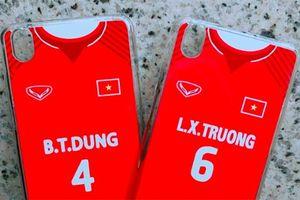 Ốp lưng smartphone cỗ vũ Olympic Việt Nam đắt khách mùa ASIAD 2018