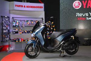Yamaha LEXi, đối thủ giá rẻ của Honda PCX