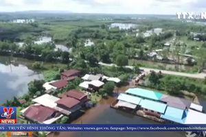 Lũ lụt tại Thái Lan ảnh hưởng đến hơn 78.000 người
