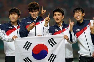 Hạ Nhật Bản - Olympic Hàn Quốc bảo vệ thành công HCV ASIAD