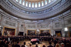 Lễ truy điệu cố thượng nghị sĩ John McCain