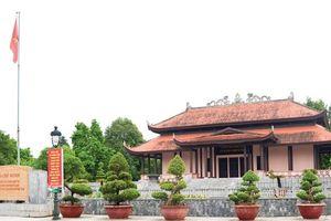 Xếp hạng di tích Văn hóa tưởng niệm Chủ tịch Hồ Chí Minh tại Thanh Hóa