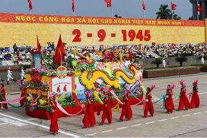Các nước gửi điện chúc mừng Quốc khánh CHXHCN Việt Nam